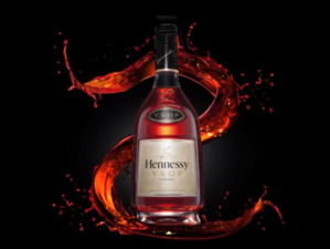 HENNESY VSOP - Packaging en 3D relief