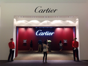 Cartier Watch & Wonders Honk Kong 2015