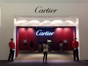 CARTIER WATCH & WONDERS - Honk Kong