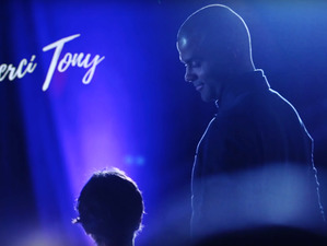 TONY PARKER - Make a wish