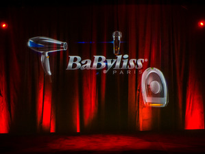 BABYLISS - Stand IFA Berlin